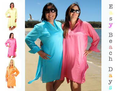 Get Holiday Happy - Colourful Affordable Resortwear From Spirituelle