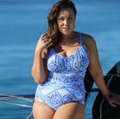 Plus Size One Piece Swimsuits
