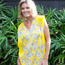 [Haven Jamaica Dress in Pineapple - $69.50]