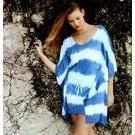 [Jam Jam Waves Kaftan Dress or Long Top in Blue and White - $79.95]
